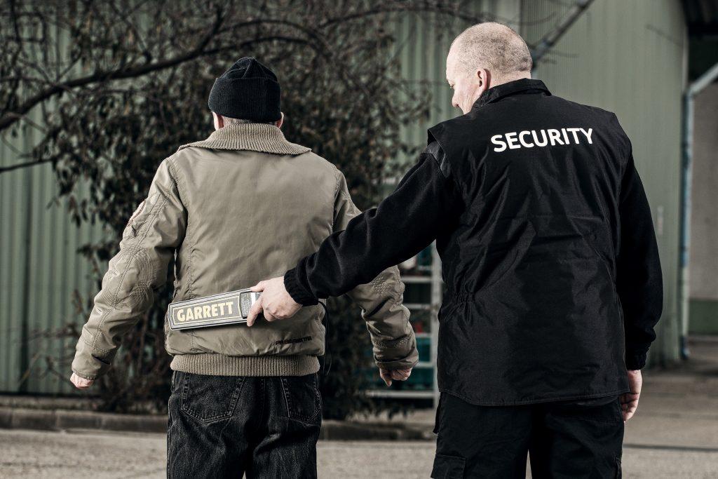 telephelyőrzés, objektumvédelem, áruházőrzés, építkezési területek védelme,